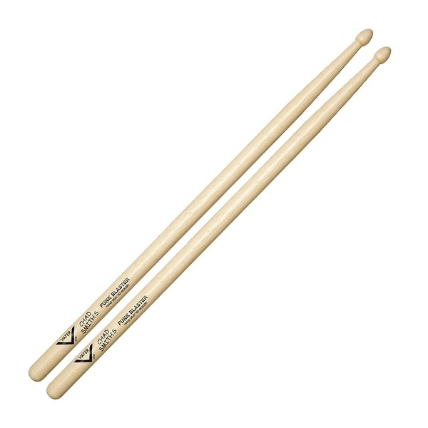 Vater Chad Smith Funk Blaster Signature Drumsticks - Main Image