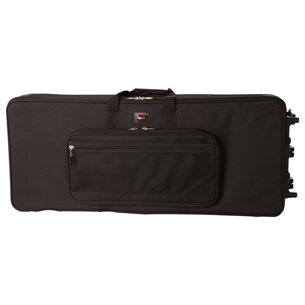 Gator Rigid EPS Foam Lightweight Case For Slim 61-Note Keyboards