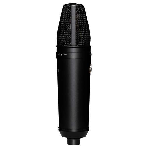WA87 Condenser Microphone, Limited Edition - Side