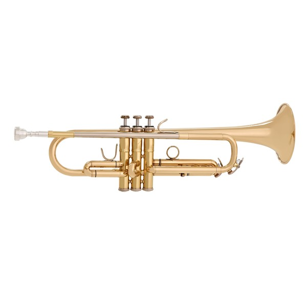 Coppergate Professional Trumpet by Gear4music main