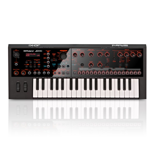 Roland JD-Xi Interactive Analog/Digital Crossover Synthesizer main