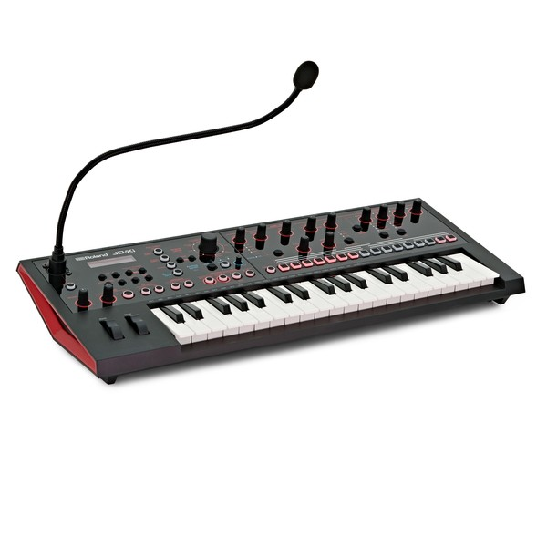 Roland JD-Xi Interactive Analog/Digital Crossover Synthesizer angle