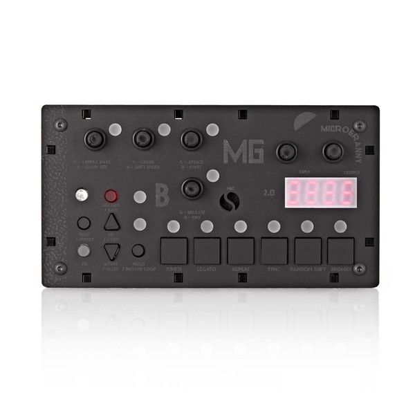 BASTL microGranny 2.0 Monophonic Granular Sampler