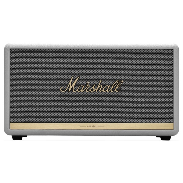 Marshall Stanmore II Bluetooth Speaker, White