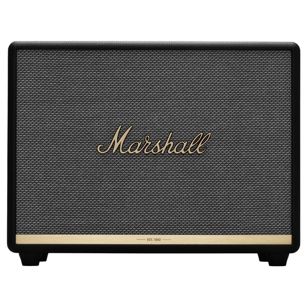 Marshall Woburn II Bluetooth Speaker, Black