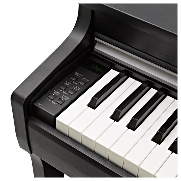 Kawai CN27 Digital Piano, Satin Black
