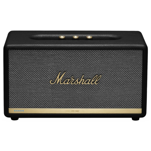 Marshall Stanmore II Voice Speaker, Black