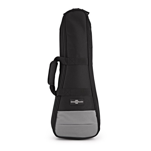Deluxe Soprano Ukulele Gig Bag by Gear4music