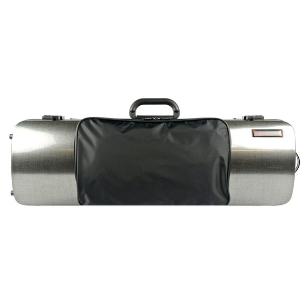 BAM 2011XL Hightech Oblong Violin Case with Pocket, Tweed