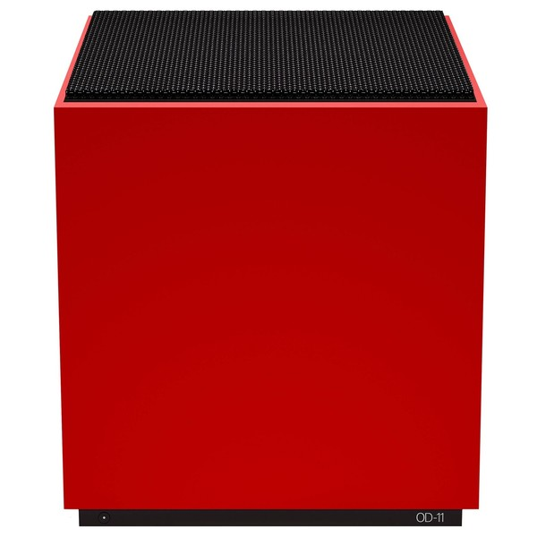 Teenage Engineering OD-11 Wireless Hi-Fi Speaker, Red - Front
