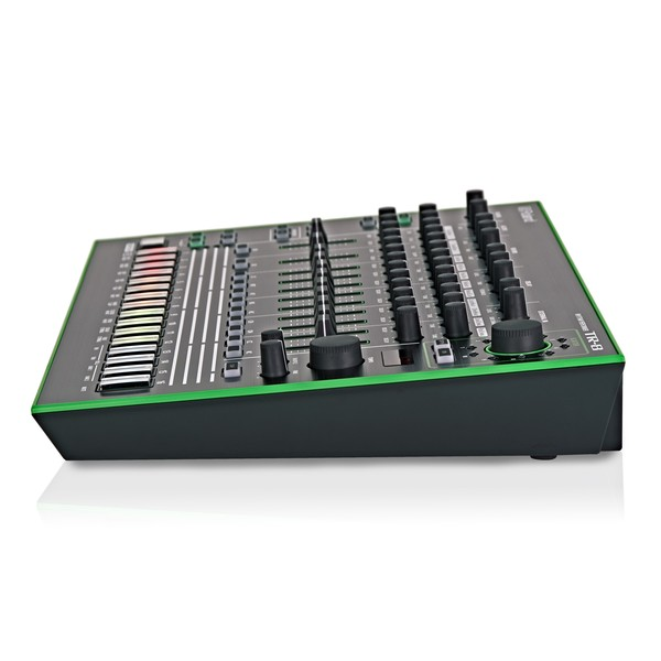 Roland AIRA TR-8 Rhythm Performer side