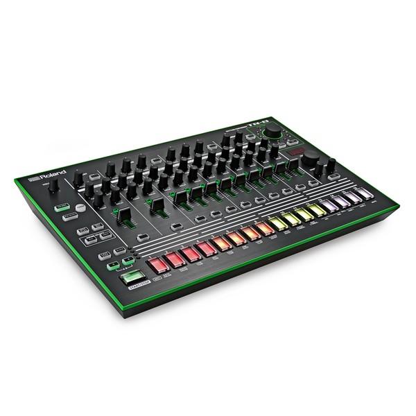 Roland AIRA TR-8 Rhythm Performer angle