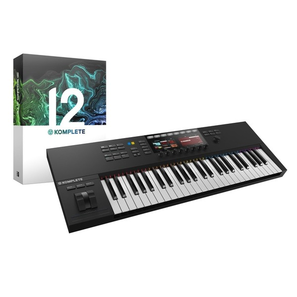 Native Instruments Komplete Kontrol S49 MK2 with Komplete 12 - Main