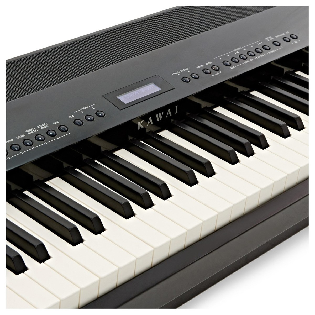 kawai es8 digital stage piano deluxe package black at gear4music. Black Bedroom Furniture Sets. Home Design Ideas