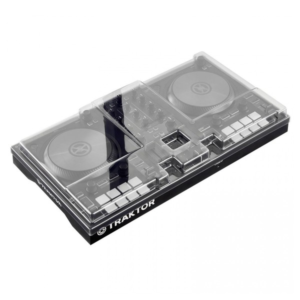 Decksaver LE Native Instruments Kontrol S2 Mk3 Cover - Angled