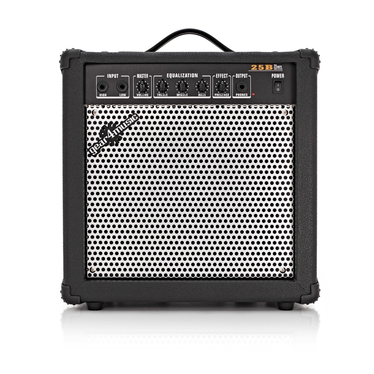 25W Electric Bass Amp by Gear4music - B-Stock