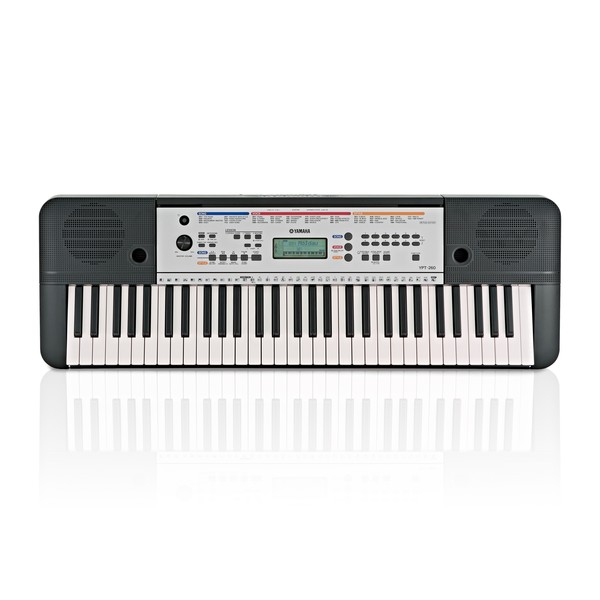 Yamaha YPT 260 61-Key Portable Keyboard main