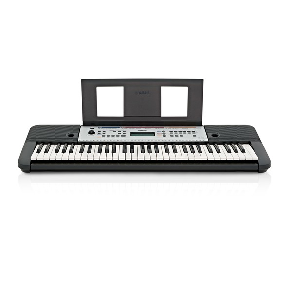 Yamaha YPT 260 61-Key Portable Keyboard front