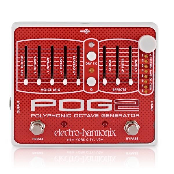 Electro Harmonix POG 2 Polyphonic Octave Generator
