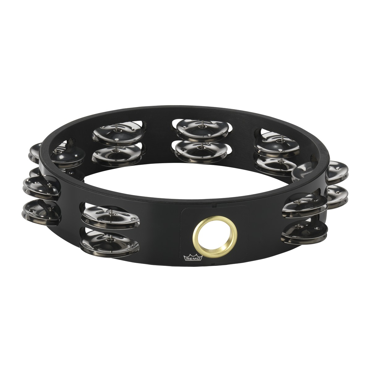 Click to view product details and reviews for Remo 8 2 Row Headless Tambourine Black.