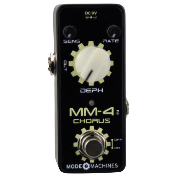 Mode Machines MM-4 Chorus Mini Guitar Pedal Web