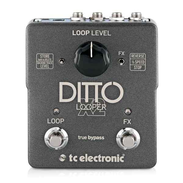 TC Electronic Ditto X2 Looper Pedal main