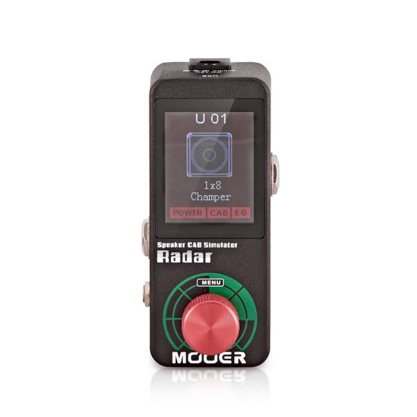 Mooer Micro Radar Cabinet Simulation Pedal