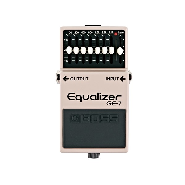 Boss GE-7 Equalizer Pedal main