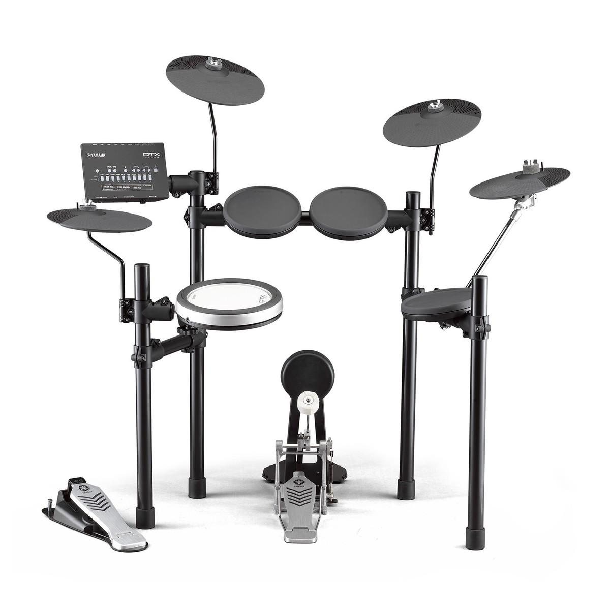 yamaha dtx482k electronic drum kit at gear4music. Black Bedroom Furniture Sets. Home Design Ideas