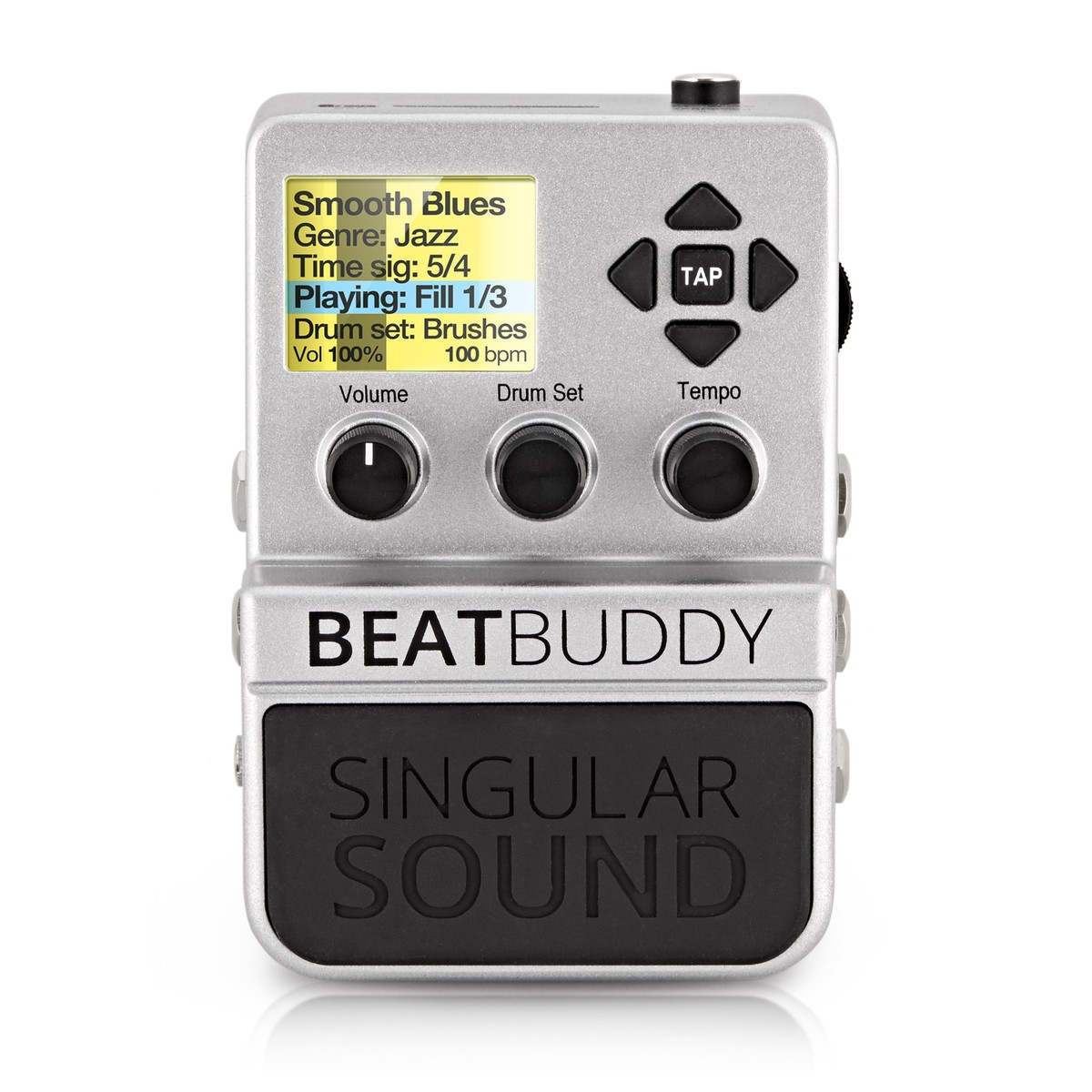 singular sound beatbuddy pedal at gear4music. Black Bedroom Furniture Sets. Home Design Ideas