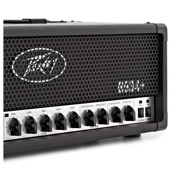 Peavey 6534 Plus 120 Watts Guitar Amp Head close 2