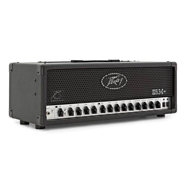 Peavey 6534 Plus 120 Watts Guitar Amp Head angle