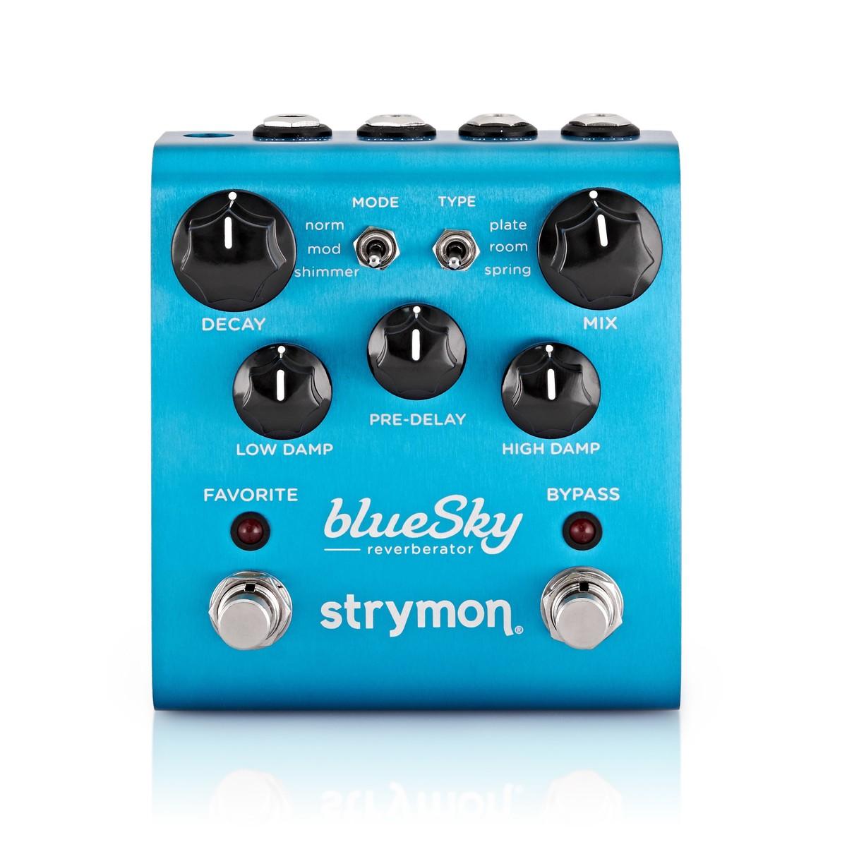 strymon blue sky reverberator at gear4music. Black Bedroom Furniture Sets. Home Design Ideas