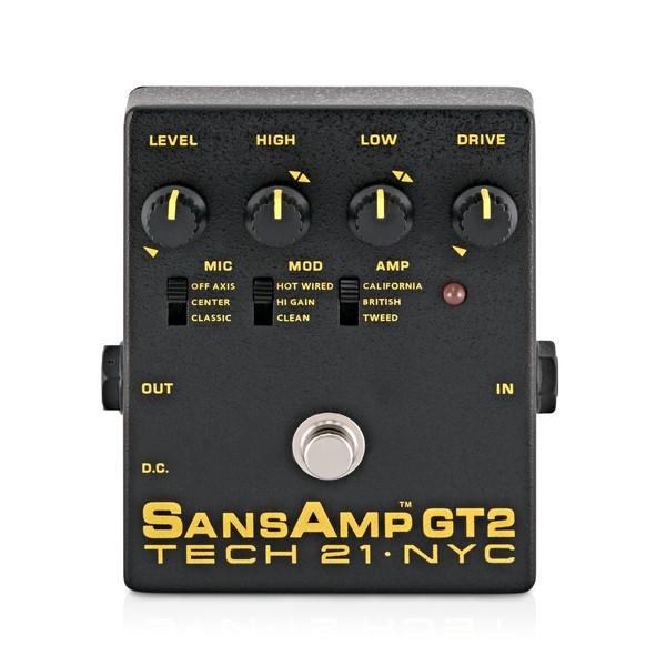 Tech 21 SansAmp GT2 main