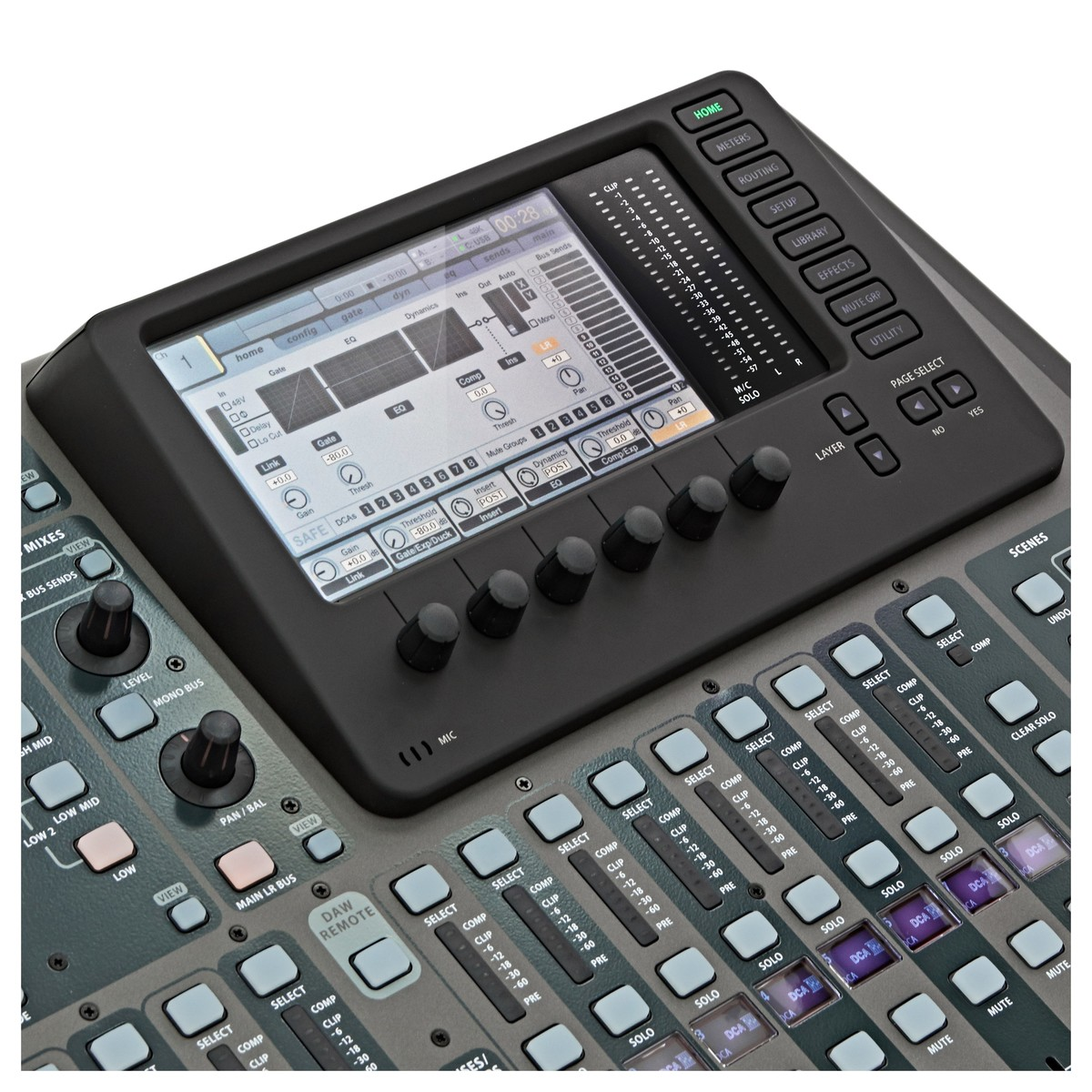 Behringer X32 COMPACT Digital Mixing Console At Gear4music