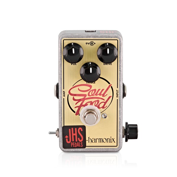 JHS Pedals 'Meat & 3' Modded EHX Soul Food main
