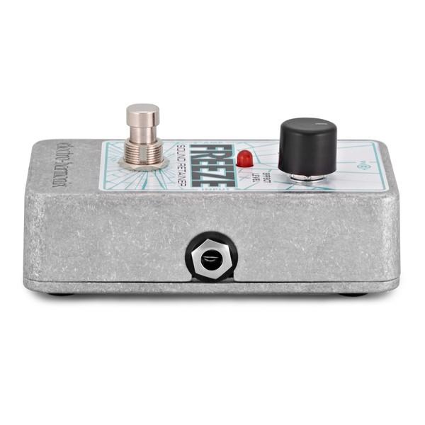 Electro Harmonix The Freeze Sound Retainer side