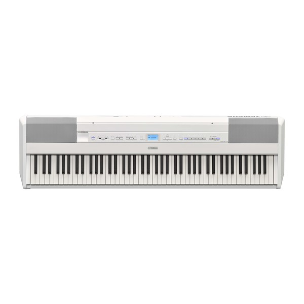 Yamaha P515 Digital Piano, White