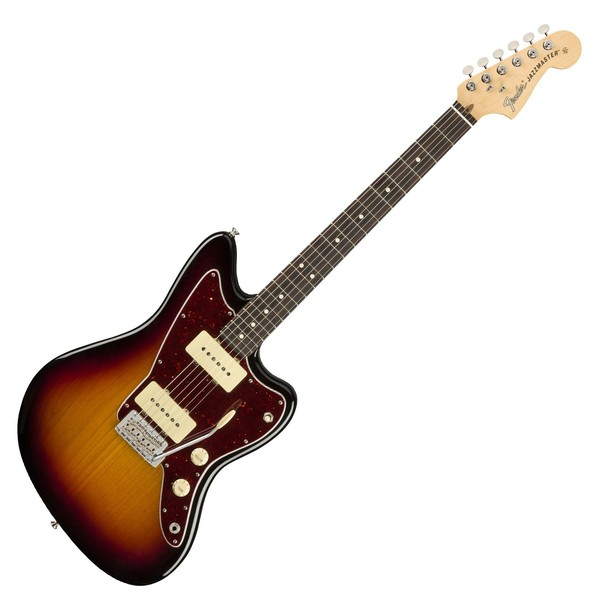 Fender American Performer Jazzmaster, 3-Color Sunburst - Main