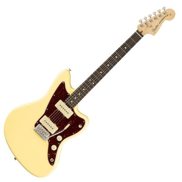 Fender American Performer Jazzmaster, Vintage White - Main