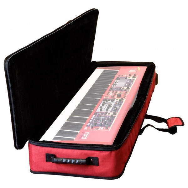 Nord Soft Case for Stage 76/HP - Inside