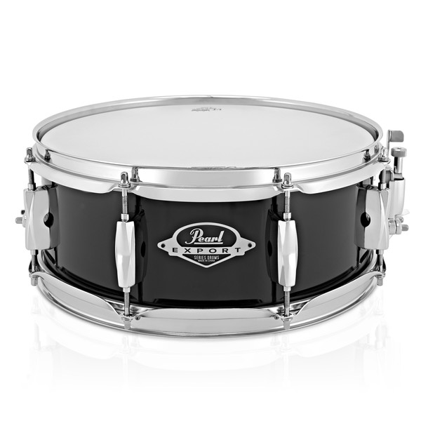 Pearl EXX Export 13'' x 5'' Snare Drum, Jet Black main