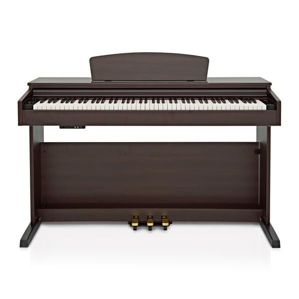 DP-10X Digital Piano by Gear4music, Dark RW main