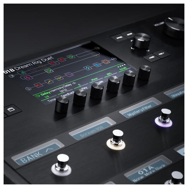 Line 6 Helix - main controls angle