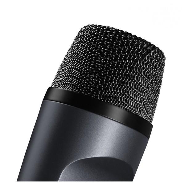 Sennheiser e602 II Dynamic Instrument Microphone, Grille Close-Up