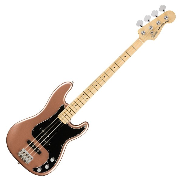 Fender American Performer Precision Bass MN, Penny - Front