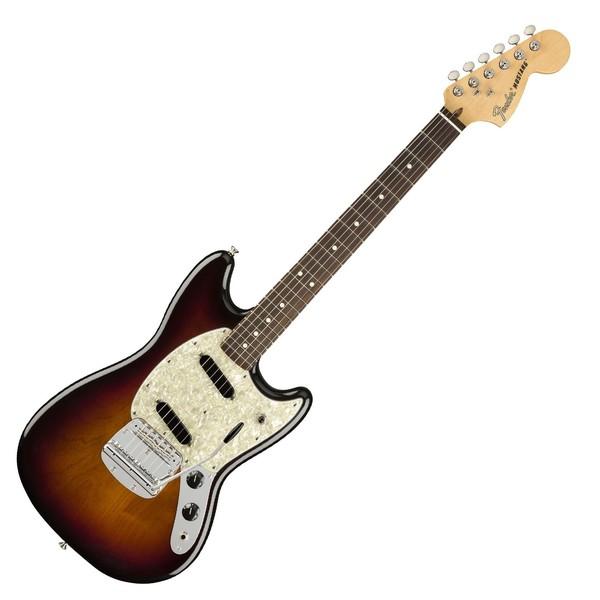 Fender American Performer Mustang, 3-Color Sunburst - Main