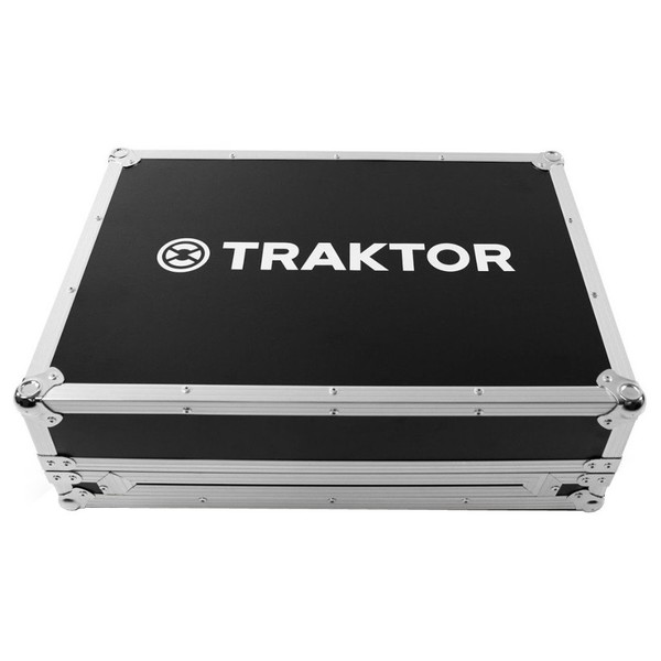 Native Instruments Traktor S4 MK3 Flightcase Front Main