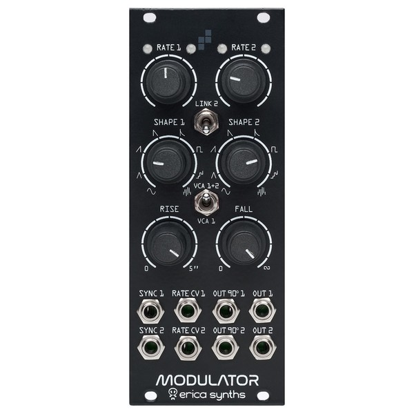 Erica Synths Modulator Front Panel