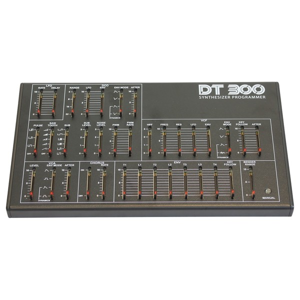 DTRONICS DT-300 Controller for Alpha Juno 1, 2 and MKS-50 Main